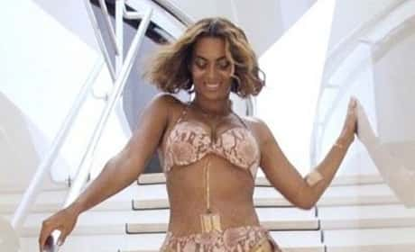 Beyonce Thigh Gap Photoshop Pic