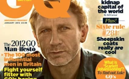 Gemma Arterton and Daniel Craig: Quantum of Sexiness!
