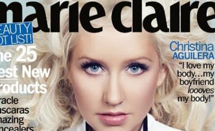 Christina Aguilera Reiterates: I Love My Body!
