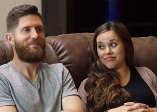 Ben and Jessa Seewald on TLC