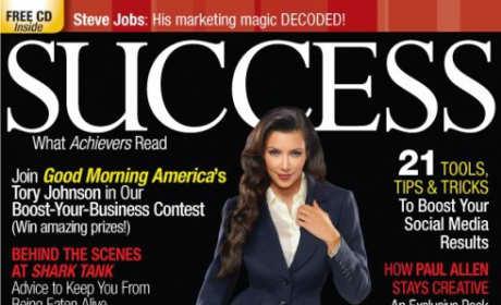 Kim Kardashian Success Cover