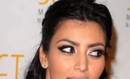Kim Kardashian Resolves to Diet