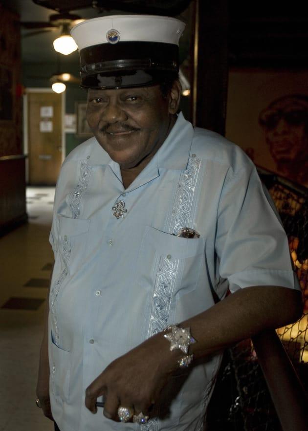 Fats Domino Dies; Rock Pioneer Was 89 - The Hollywood Gossip