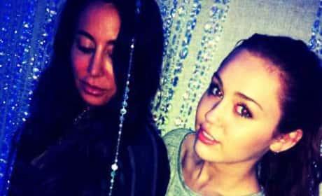 Miley Cyrus Twit Picture