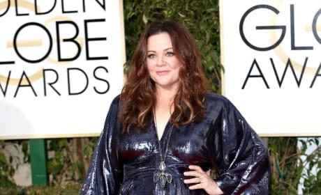 Melissa McCarthy: 73rd Annual Golden Globe Awards