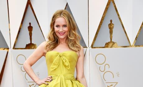 Leslie Mann at 2017 Oscars