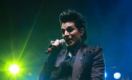 Adam Lambert Signs Record Deal