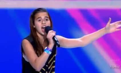 Carly Rose Sonenclar: Feeling Good on The X Factor!