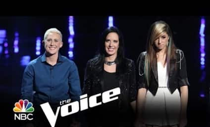 The Voice Results: Who Made the Final Three?