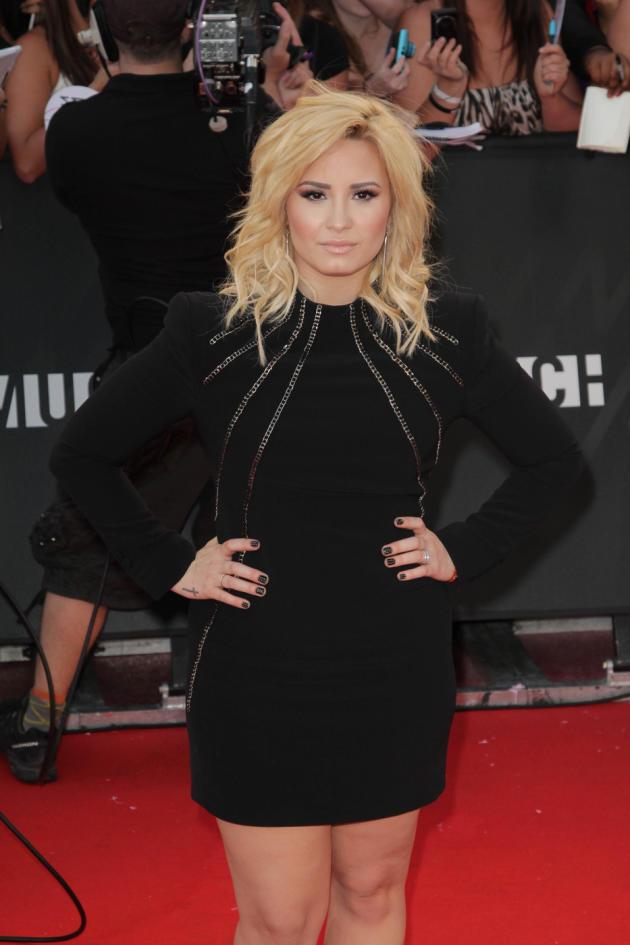Demi Lovato at MuchMusic Video Awards
