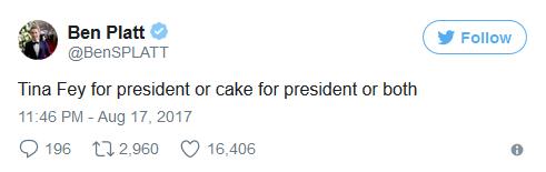 Tina fey cake tweet 02