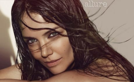Katie Holmes Sexy Allure Photo