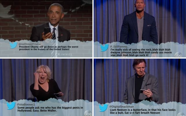 Country Stars Read Mean Tweets, Crack Themselves Up - The ...