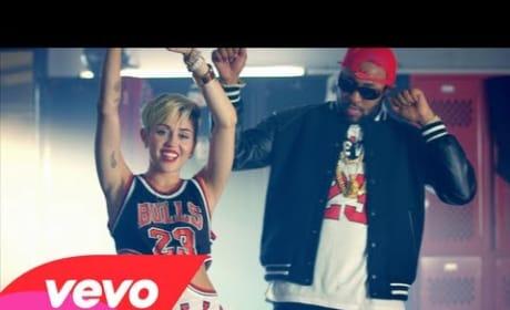 "Miley Cyrus, Juicy J and Wiz Khalifa - ""23"" (Music Video)"