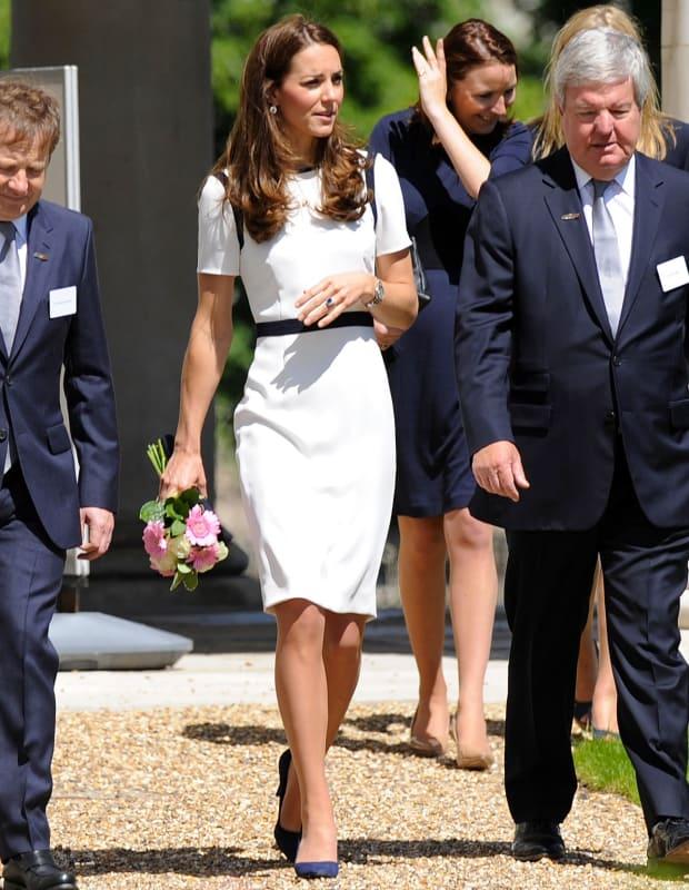 Kate Middleton Looking Stunning