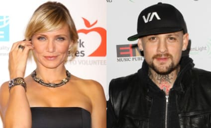 Cameron Diaz and Benji Madden: Dating!