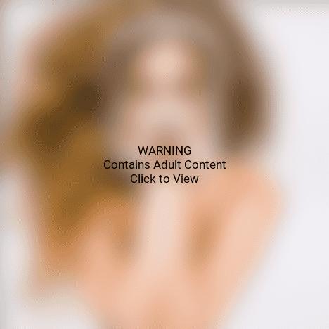 Lady Gaga Topless, Masked