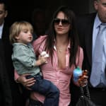 Jayden James and Britney Spears Picture
