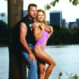Debbie and Roger Clemens Picture