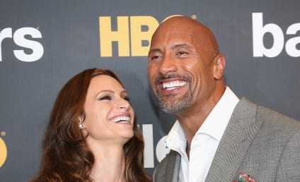 Lauren Hashian and Dwayne Johnson: Expecting Baby #2!