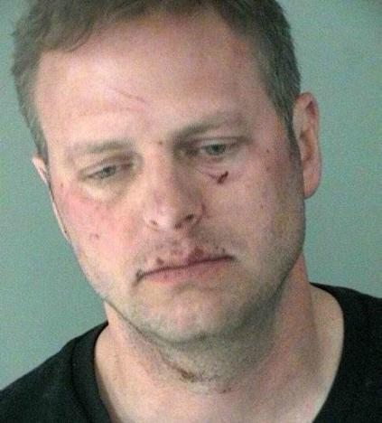 Jeff Krusinski Mug Shot