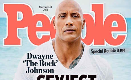 Dwayne Johnson: People's Sexiest Man Alive