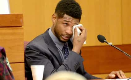 Usher Slams Tameka Foster in Court, Sheds Tears