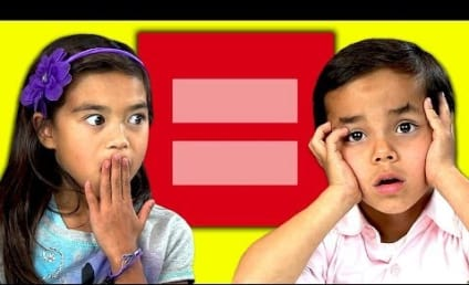 Children React to Gay Marriage: This is New!
