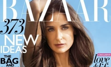 Demi Moore Nude Pictures Held Hostage