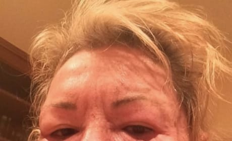 Roseanne Barr Twitter Photo