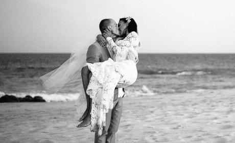 Naya Rivera, Ryan Dorsey Married!
