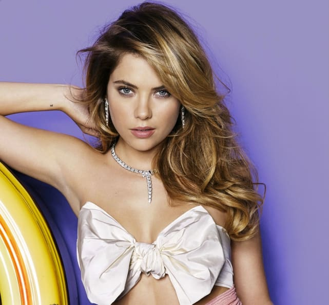 Ashley Benson in Cosmopolitan