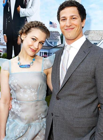 Andy Samberg: Engaged to Joanna Newsom! - The Hollywood Gossip | 439 x 593 jpeg 51kB