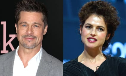 Brad Pitt and Neri Oxman Can't Stay Away From Each Other