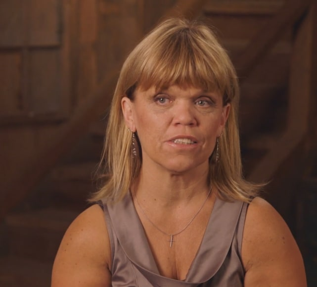 Amy roloff in season 13