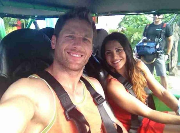 Andi Dorfman and Juan Pablo Galavis Picture