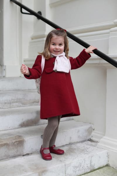 Princess Charlotte is Adorable