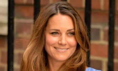 Kate Middleton, Light Hair