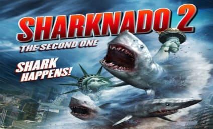 Sharknado 2: The Best Twitter Reactions!