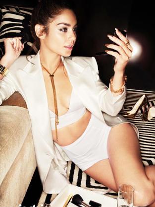 Vanessa Hudgens Marie Claire Picture