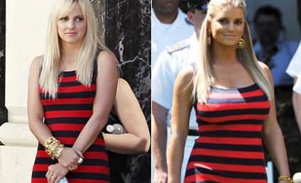 Celebrity Fashion Face-Off: Anna Faris vs. Jessica Simpson