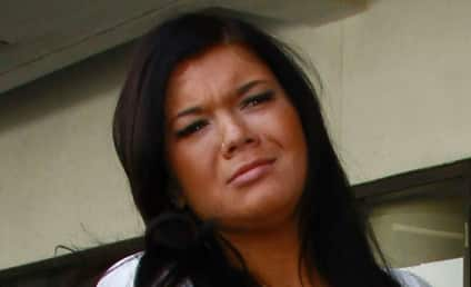 Amber Portwood Sentenced to Five YEARS in Prison