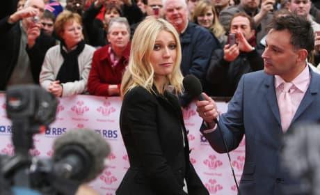 Gwyneth Paltrow: 2008 The Prince's Trust Celebrate Success Awards