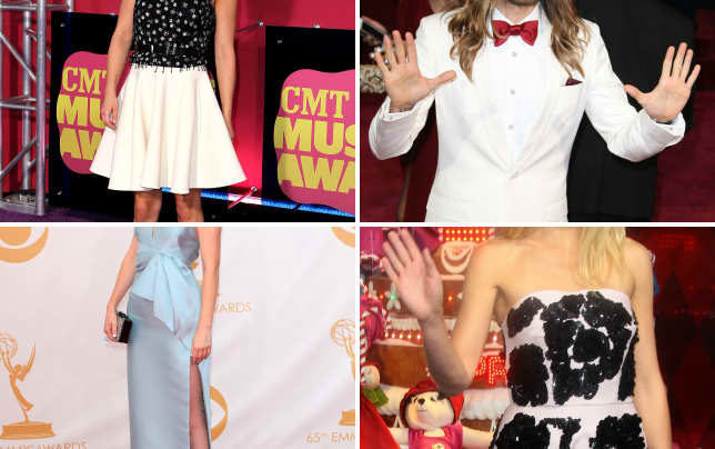 Hayden panettiere at the cmt awards