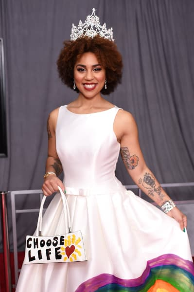 Joy Villa Grammys Dress