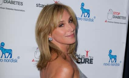 Sonja Morgan: Dating Benjamin Benalloul!