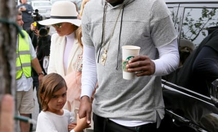 Lamar Odom: Caught DRINKING Before Easter Sunday Church!