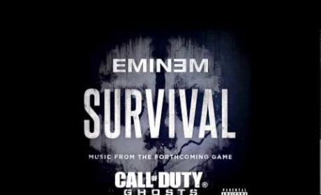 Eminem - Survival (Ft. Liz Rodrigues)