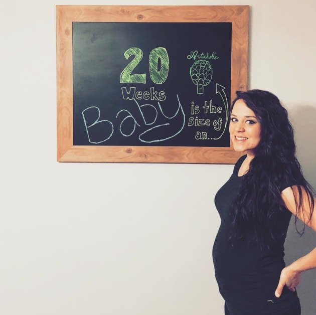 Jinger Duggar at 20 Weeks