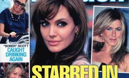Angelina Jolie: Stabbed in the Back as Usual!